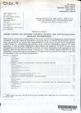 Armed Forces Disciplinary Control Boards and Off installation Military Enforcement Services PDF
