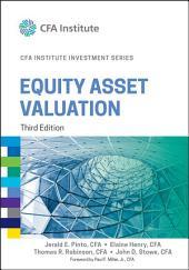 Equity Asset Valuation: Edition 3