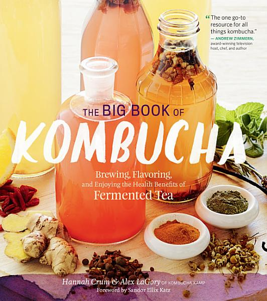 Download The Big Book of Kombucha Book
