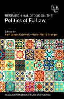 Research Handbook on the Politics of EU Law PDF
