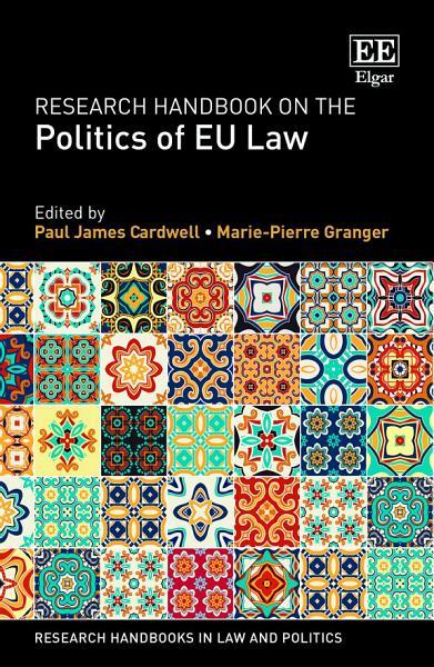 Research Handbook on the Politics of EU Law PDF