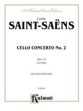 Cello Concerto No. 2, Opus 119: For Cello and Piano