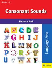 Consonant Sounds: Phonics First