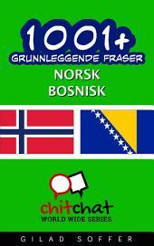 1001+ grunnleggende fraser norsk - bosnisk