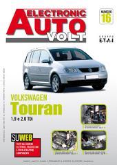 Manuale di elettronica Volkswagen Touran: 1.9 e 2.0 TDi - EAV16