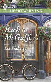 Back to McGuffey's