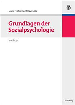 Grundlagen der Sozialpsychologie PDF