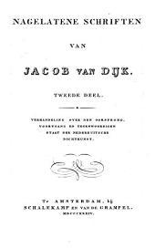 Nagelatene Schriften: Volume 2