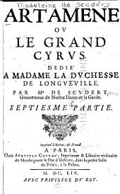 Artamene; ov, Le Grand Cyrvs: Volume 7