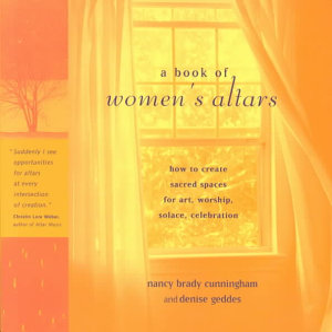 A Book of Women s Altars