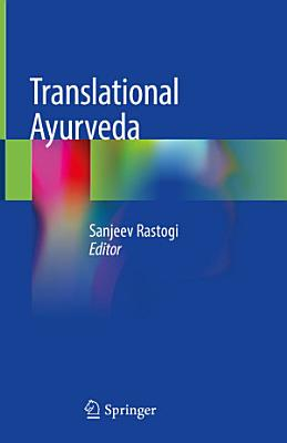 Translational Ayurveda