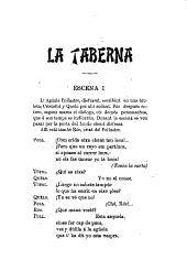 L'Agüelo Pollastre: comédia en un acte y en vers