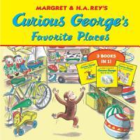 Curious George s Favorite Places PDF