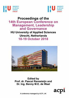 ECMLG 2018 14th European Conference on Management  Leadership and Governance