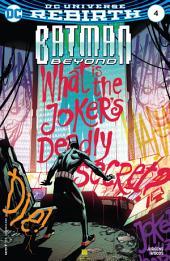 Batman Beyond (2016-) #4