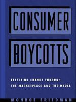 Consumer Boycotts PDF