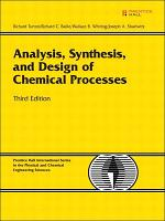 Analysis  Synthesis and Design of Chemical Processes PDF