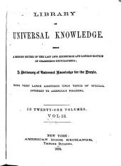 Library of Universal Knowledge: Volume 13