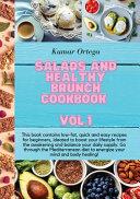 Salads and Healthy Brunch Cookbook Vol.1