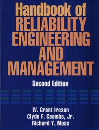 Handbook of Reliability Engineering and Management 2 E PDF