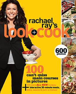Rachael Ray s Look   Cook Book