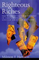 Righteous Riches PDF