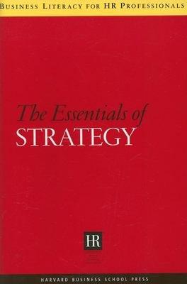 Essentials of Strategy PDF