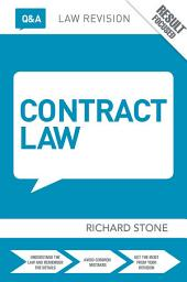 Q&A Contract Law: Edition 11