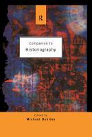 Companion to Historiography PDF