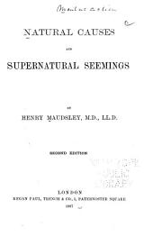 Natural Causes and Supernatural Seemings