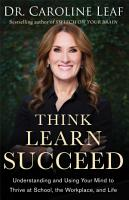 Think  Learn  Succeed PDF