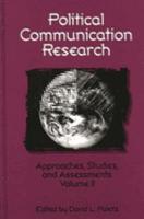 Political Communication Research PDF