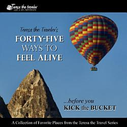 Forty Five Ways To Feel Alive Black And White  Book PDF