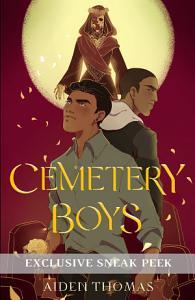 Cemetery Boys Sneak Peek