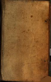 Summa integra totius Theologiae: Volume 1