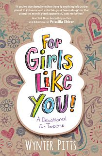 For Girls Like You Book
