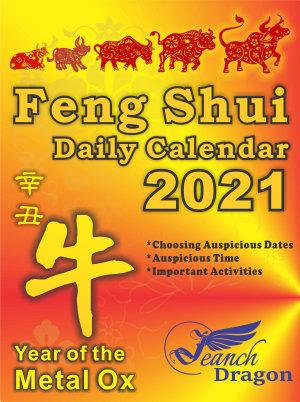 Feng Shui Daily Calendar 2021