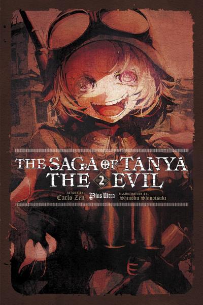 Download The Saga of Tanya the Evil  Vol  2  light novel  Book