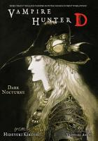 Vampire Hunter D Volume 10  Dark Nocturne PDF