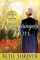 Rumspringa s Hope PDF