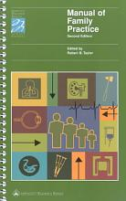 Manual of Family Practice PDF