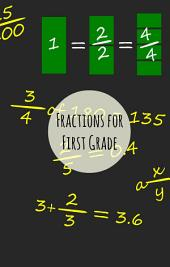 Fractions for First Graders