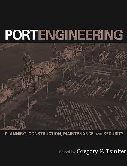 Port Engineering PDF