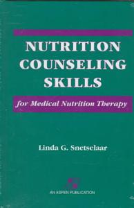 Nutrition Counseling Skills for Medical Nutrition Therapy