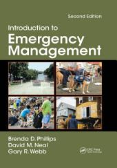 Introduction to Emergency Management, Second Edition: Edition 2