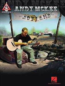 Andy McKee   Joyland  Songbook  Book