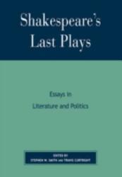 Shakespeare s Last Plays PDF