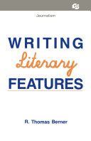 Writing Literary Features