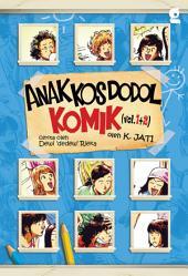 Anak Kos Dodol Komik: (Vol.1+2)
