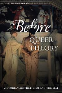 Before Queer Theory Book